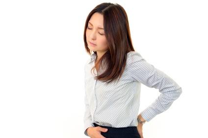 腰痛のスタッフ