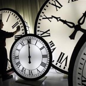時間がない