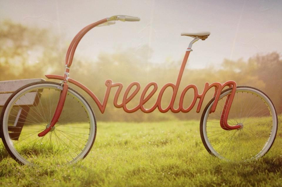 目指すべき自由